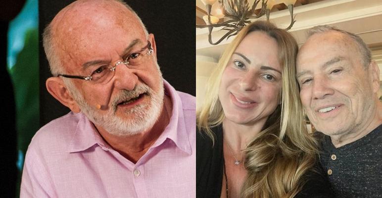 Silvio de Abreu, Marilene e Stênio Garcia