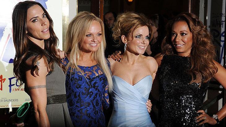 Mel C faz aulas de canto e aumenta rumores sobre reunião das Spice Girls