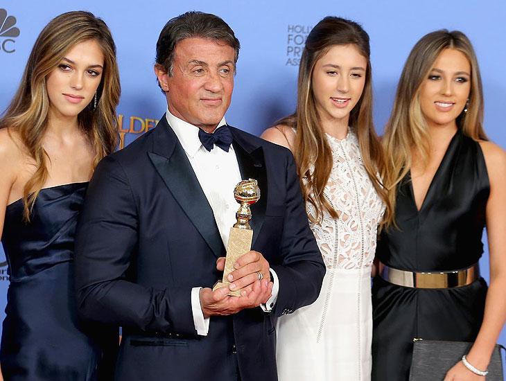 Conheça sete celebridades internacionais cujos filhos não lembram em nada o pai