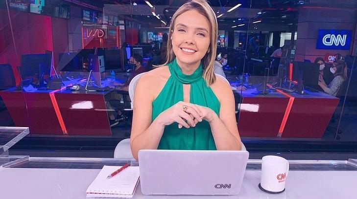 Sem jornal próprio, Taís Lopes anuncia saída da CNN Brasil