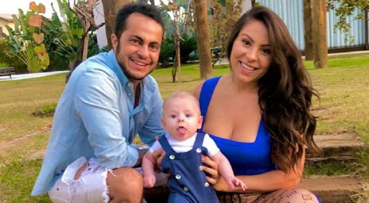 Thammy Miranda, Andressa Ferreira e Bento