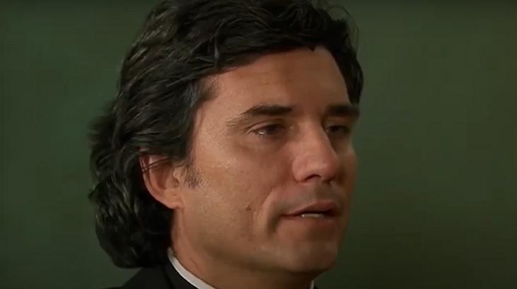 Cena de Triunfo do Amor com o padre João Paulo