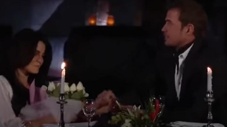 Cena de Triunfo do Amor com Max e Maria