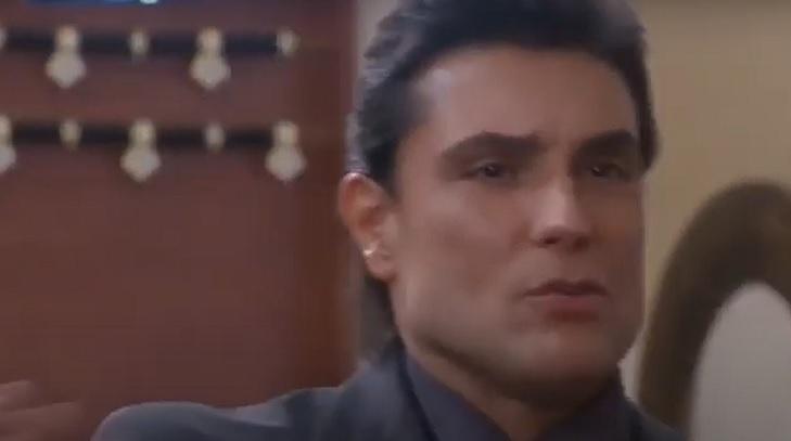 Cena de Triunfo do Amor com Osvaldo