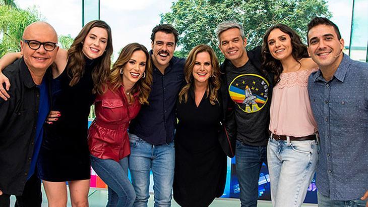 """Globo planeja retorno do \""""Vídeo Show\"""" em suas tardes"""