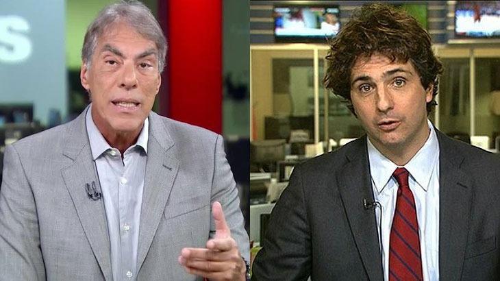 Demétrio Magnoli e Guga Chacra divergem sobre a Covid-19