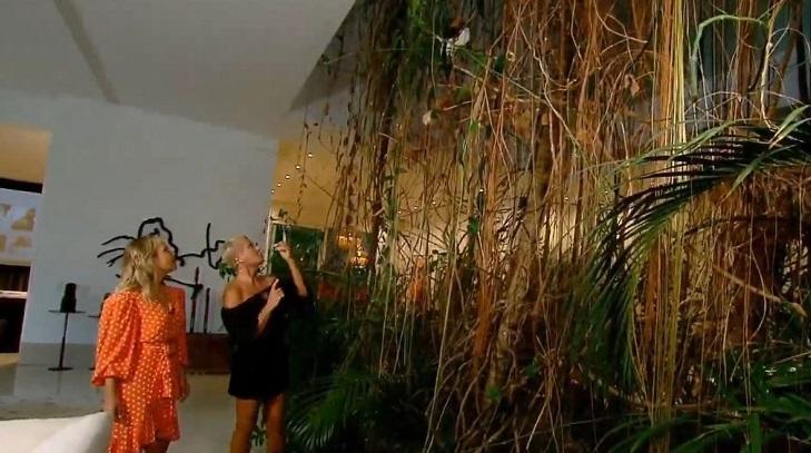 """Em encontro com Xuxa, Eliana pergunta a Angélica: \""""Vai ser nossa primeira-dama?\"""""""
