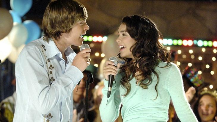 Protagonistas de High School Musical
