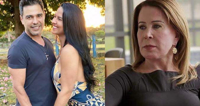 Zezé Di Camargo, Graciele e Zilu