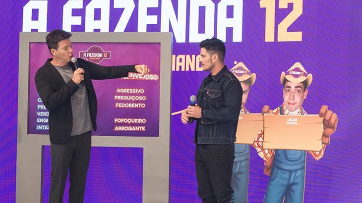 No programa Hora do Faro, JP Gâdelha detonou peões de A Fazenda 2020