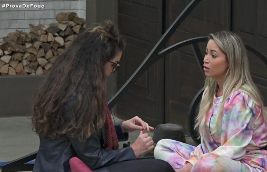 A Fazenda 2020: Luiza Ambiel entrega torcida por Raissa e revela estar chateada com Carol