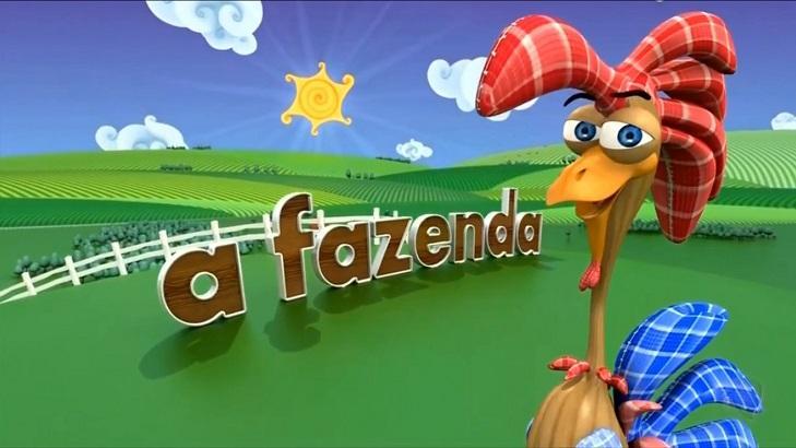 Logotipo de A Fazenda