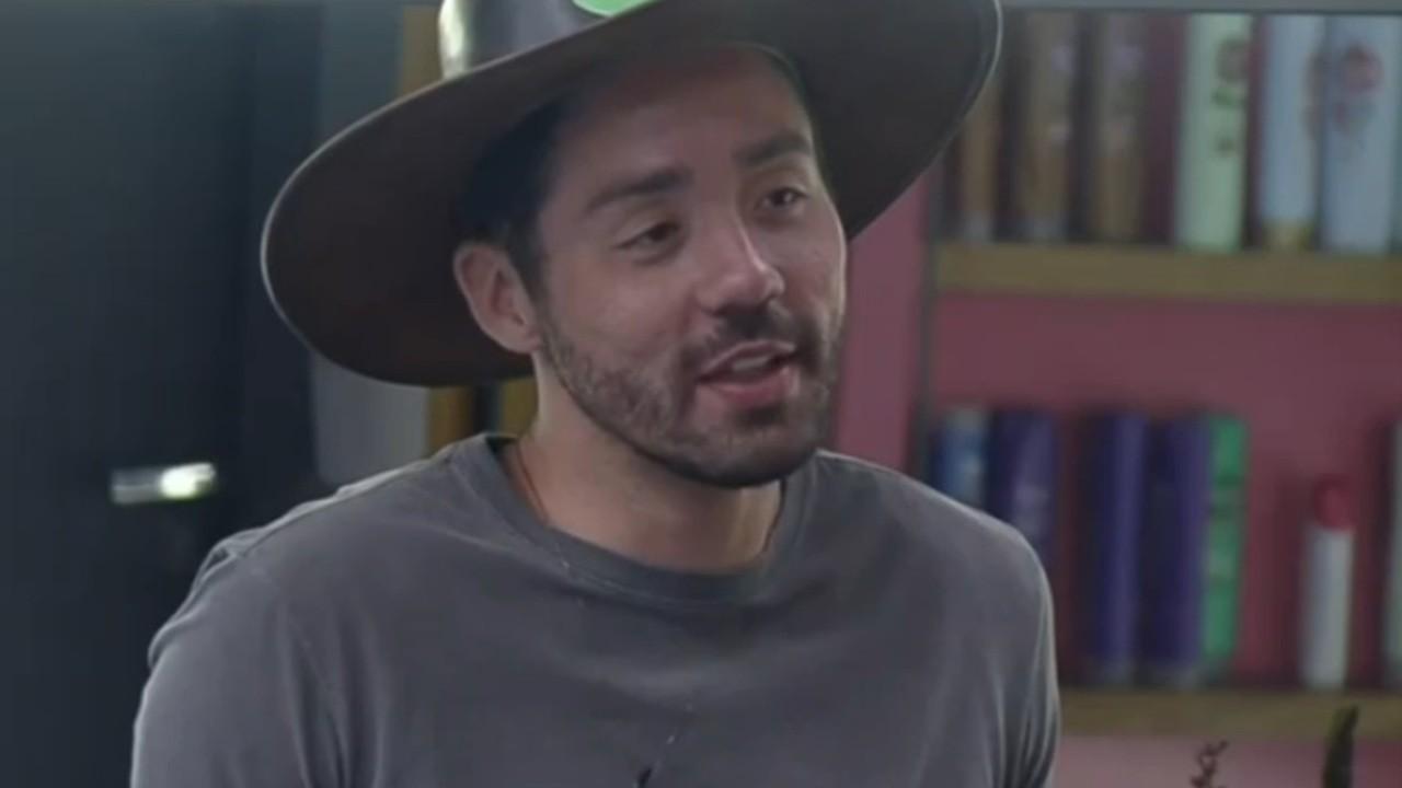 Em A Fazenda 2021, Rico Melquíades é o fazendeiro da semana
