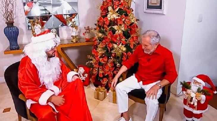 Muita música e humor: O que assistir na TV na noite de Natal