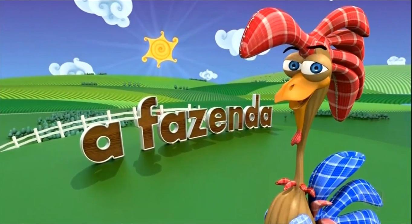 O reality show A Fazenda