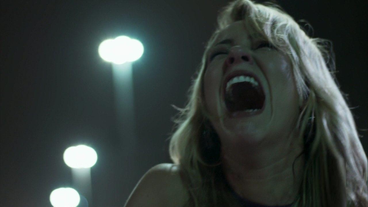 Paolla Oliveira em cena da reta final de A Força do Querer, em reprise na Globo