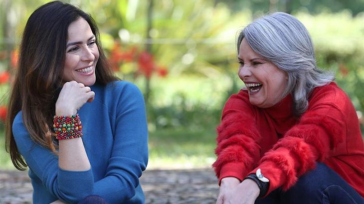 """Ex-Globo assume cabelos brancos: \""""Mulheres se incomodaram\"""""""