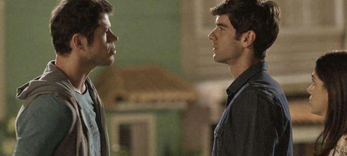 Haja Coração: Felipe beija Shirlei, fala em casamento e causa recalque em Adonis