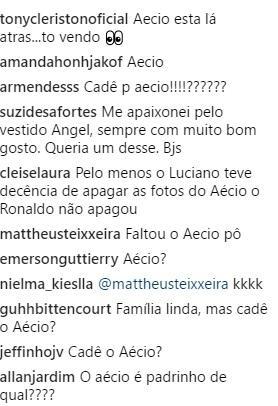 Luciano Huck deleta fotos com Aécio Neves e internautas não perdoam