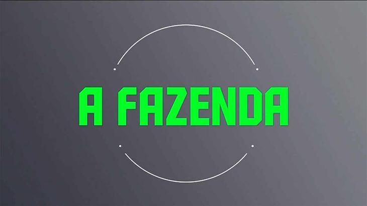 Logo de A Fazenda 10