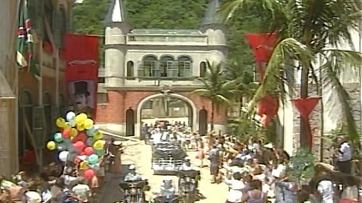 Relembre as cinco cidades que formam o condado fictício criado por Aguinaldo Silva