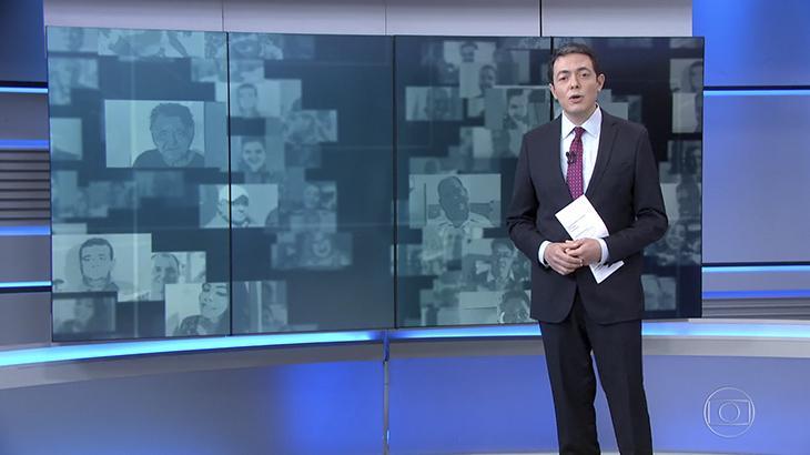 """Apostas da Globo: As \""""caras novas\"""" que substituirão Glória Vanique e Márcio Gomes"""