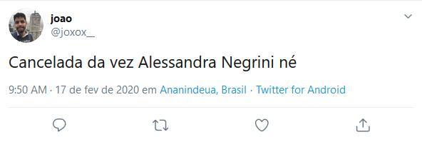 """Alessandra Negrini se fantasia de índia em bloco de SP e é \""""cancelada\"""""""