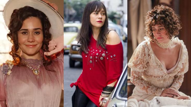 Alessandra Negrini completa 50 anos; confira evolução da atriz na TV