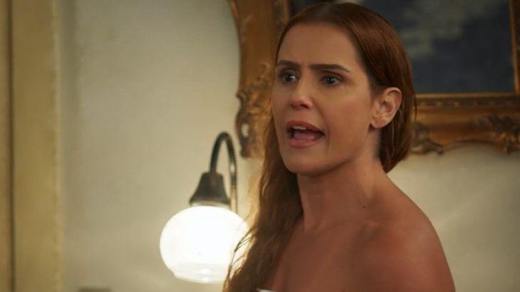 Salve-se Quem Puder: Clima fica tenso e Kyra troca acusações com Alexia