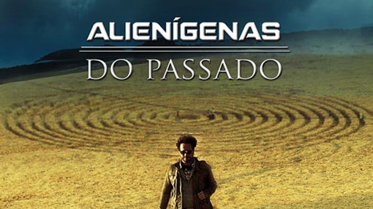 Giorgio Tsoukalos em Alienígenas do Passado