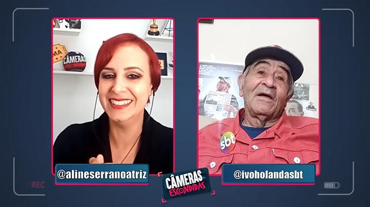 Em quarentena, Silvio Santos lança pegadinhas inéditas na internet