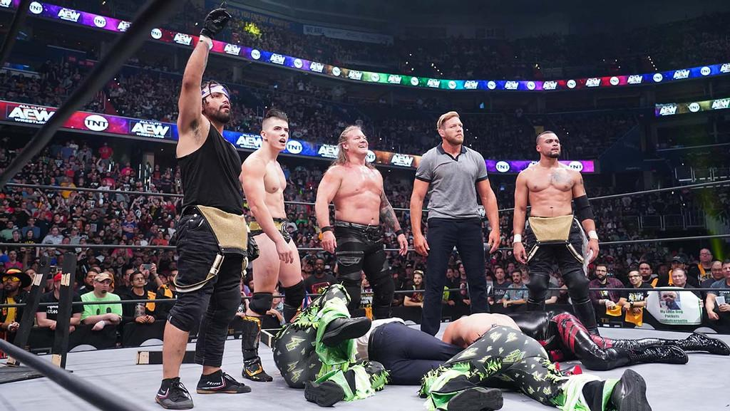 Luta de All Elite Wrestling