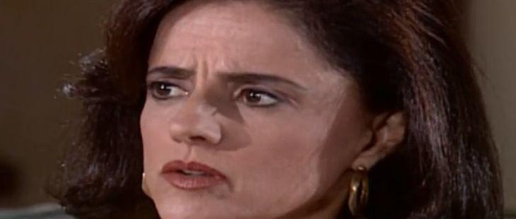 Laços de Família: Alma condena atitude de Helena e é execrada por sobrinhos