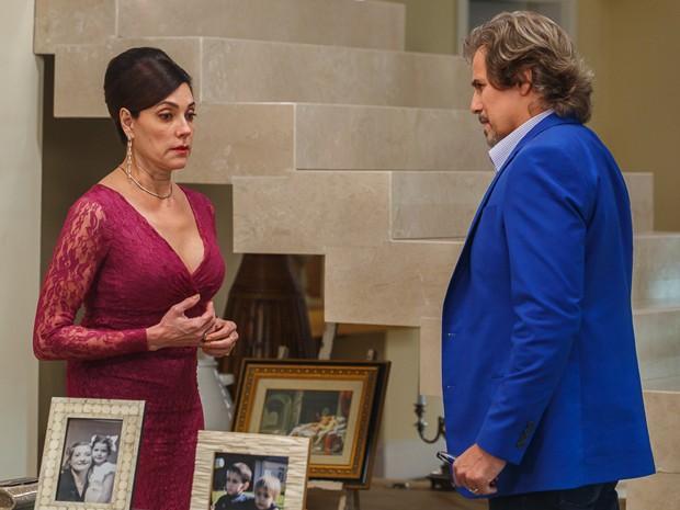 Christiane Torloni e Edson Celulari formam par romântico pela quarta vez; relembre