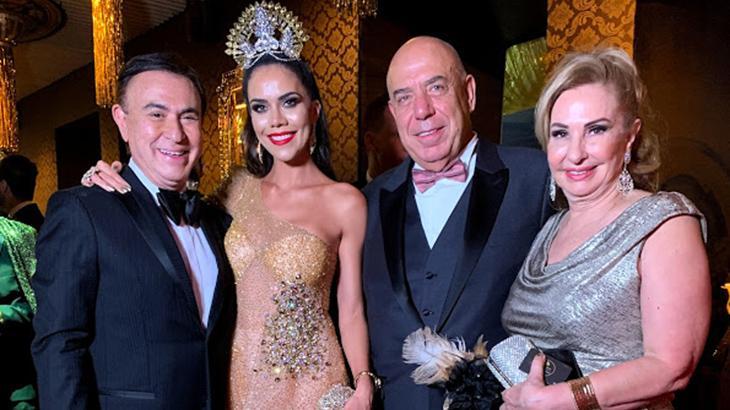 Amaury Jr, Daniela Albuquerque, Amilcare Dallevo e Celina Ferreira