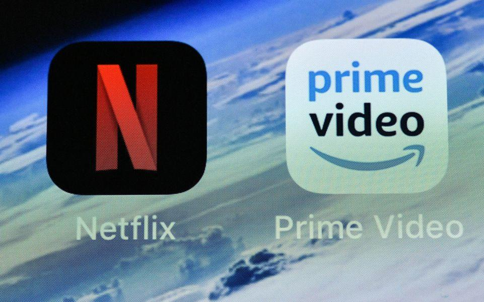 Netflix e Amazon Prime Video