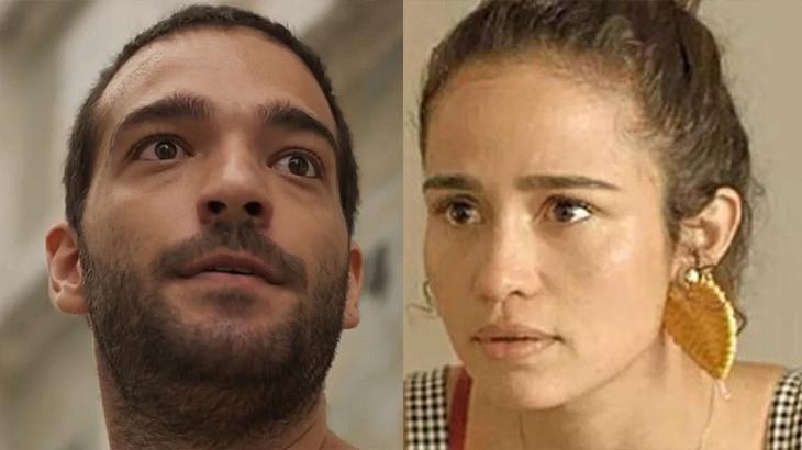 Humberto Carrão e Nanda Costa