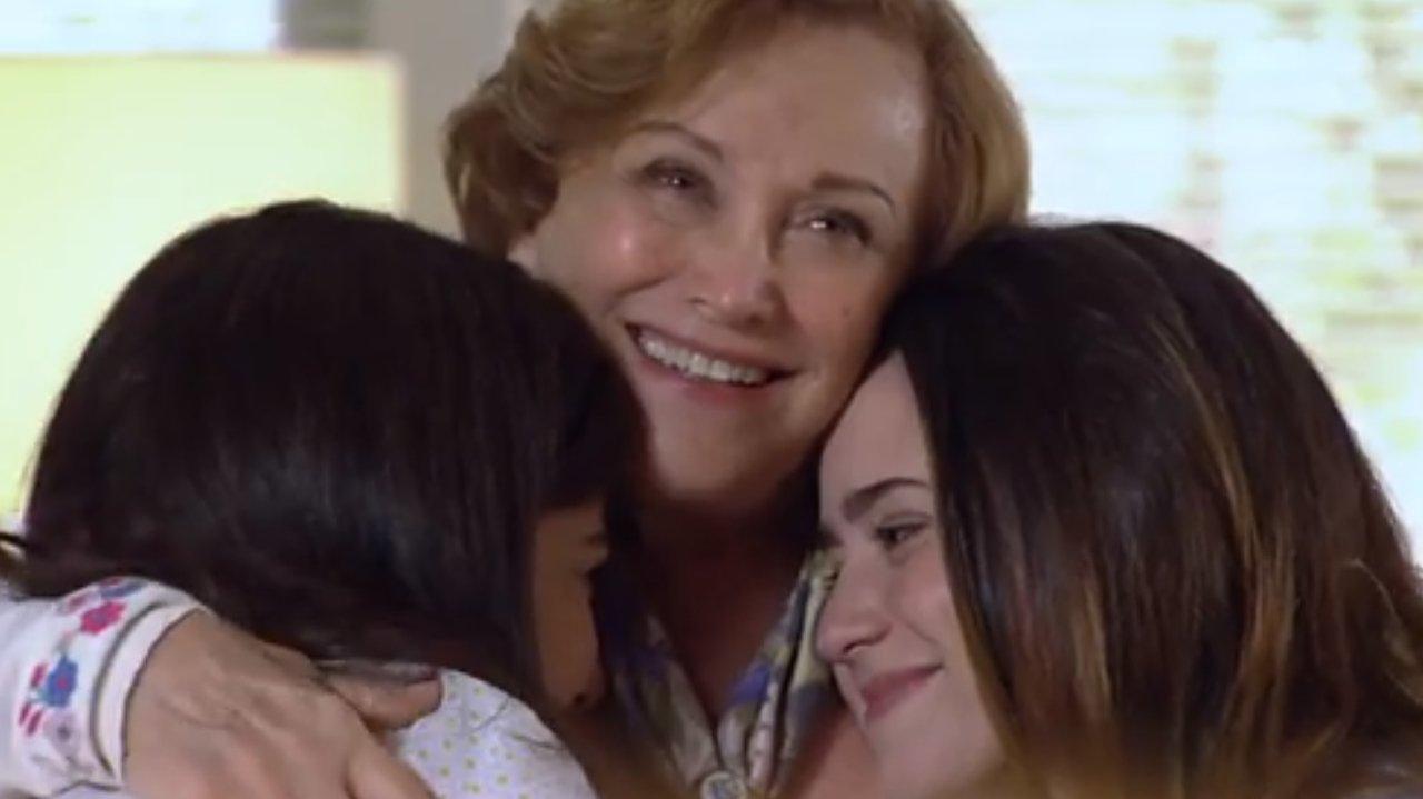 A Vida da Gente: Ana e Manu fazem as pazes por amor a Júlia