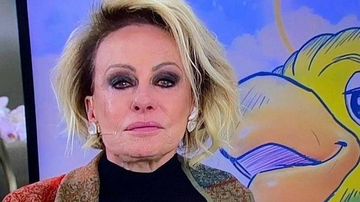Ana Maria Braga homenageou Louro José