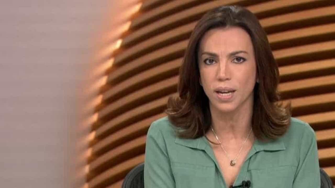 Ana Paula Araújo no Bom Dia Brasil