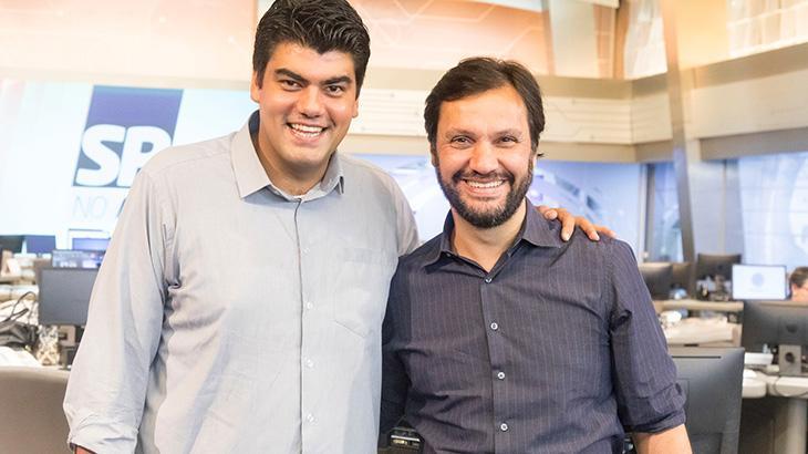 """André Azeredo deixa Globo e é anunciado pela Record TV: \""""Tive coragem para mudar\"""""""