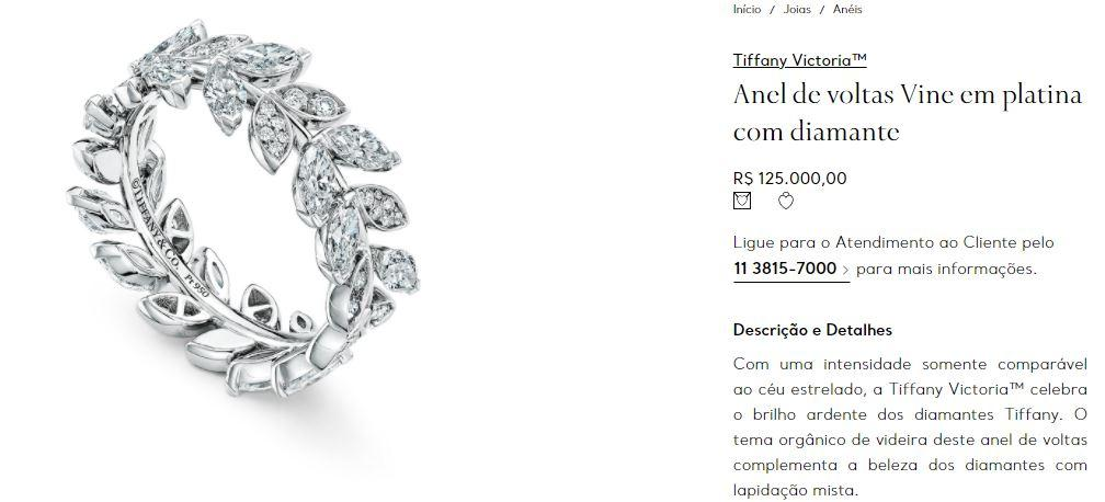 Saiba quanto custou anel luxuoso de noivado de Pabllo Vittar
