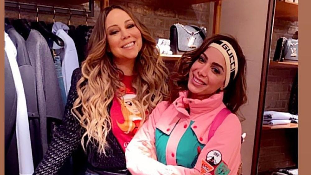 Mariah Carey e anitta