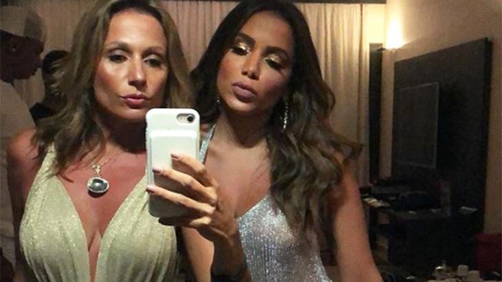 Anitta e Luisa Mell