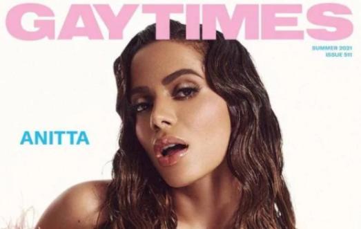 "Anitta comenta sobre sua bissexualidade: \""Complicado\"""