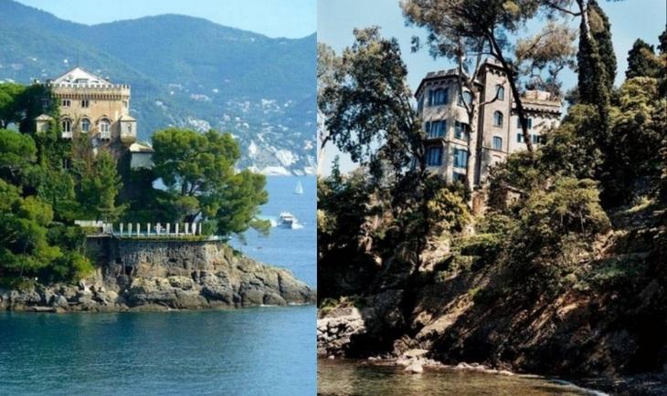 Anitta está hospedada em vila luxuosa de Dolce e Gabbana na Itália; veja fotos