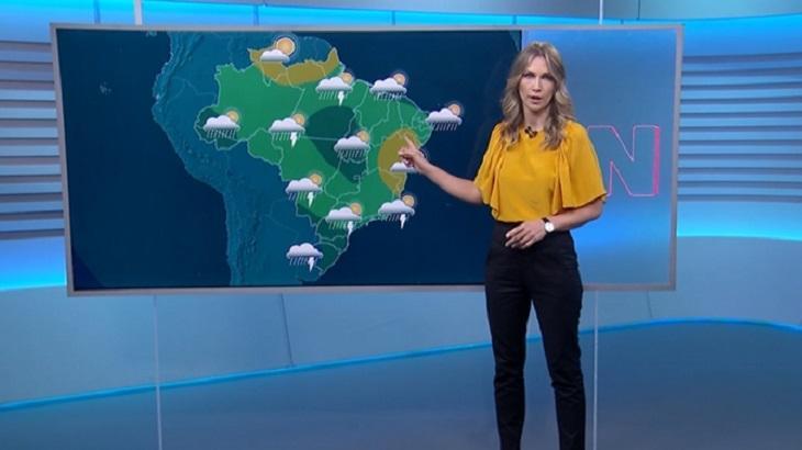 """Anne Lottermann é escolhida pela Globo e grande mudança ocorrerá no \""""Jornal Nacional\"""""""