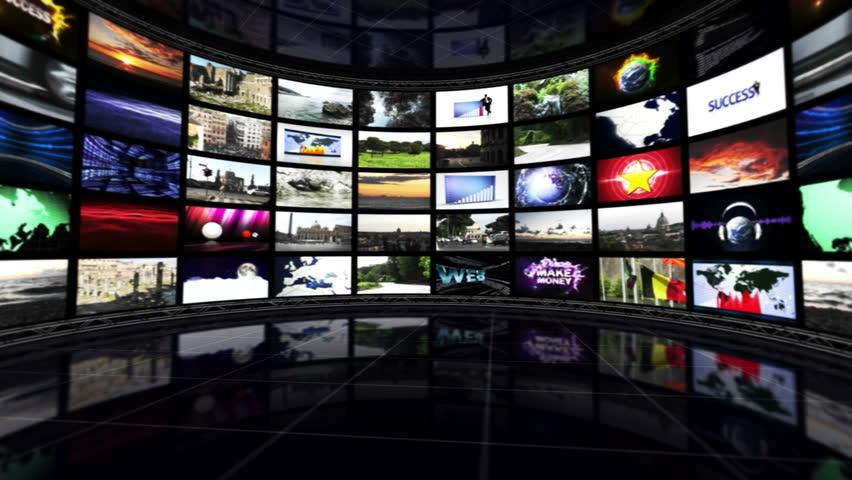 Várias TVs