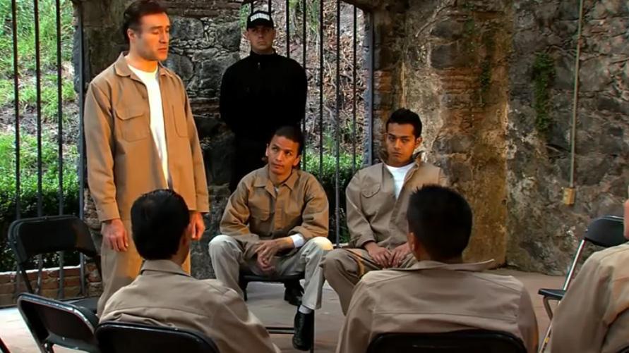 Antonio na cadeia