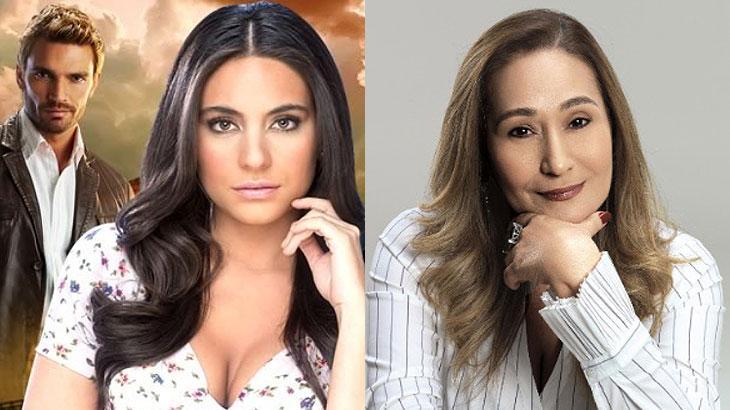 A Quem Não Podia Amar no SBT e Sônia Abrão na RedeTV!